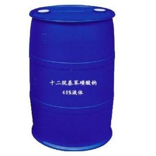 十二烷基苯磺酸钠液体40%